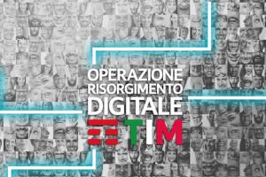 Avis Modica con Tim per Risorgimento Digitale