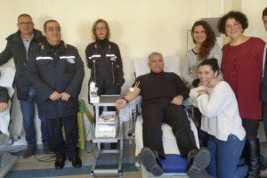 La Polizia Locale di Modica ritorna a donare
